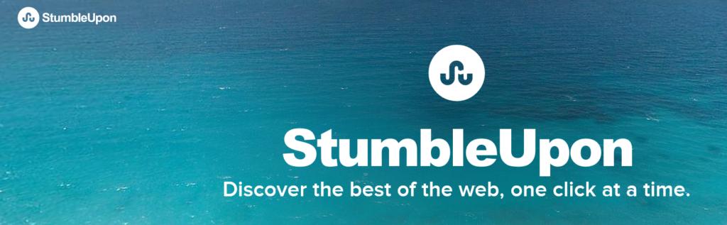 StumbleUpon website