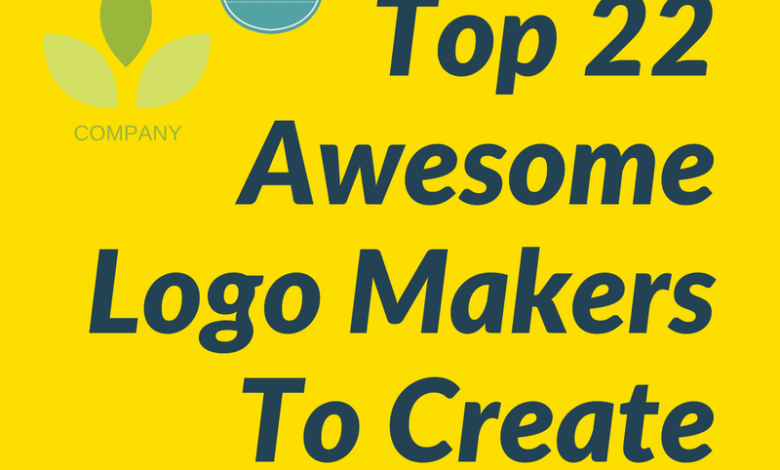 Photo of Top 22 Awesome Logo Makers To Create Stunning Logos
