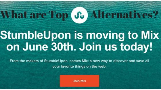 Top 7 StumbleUpon Alternatives To Discover New Content
