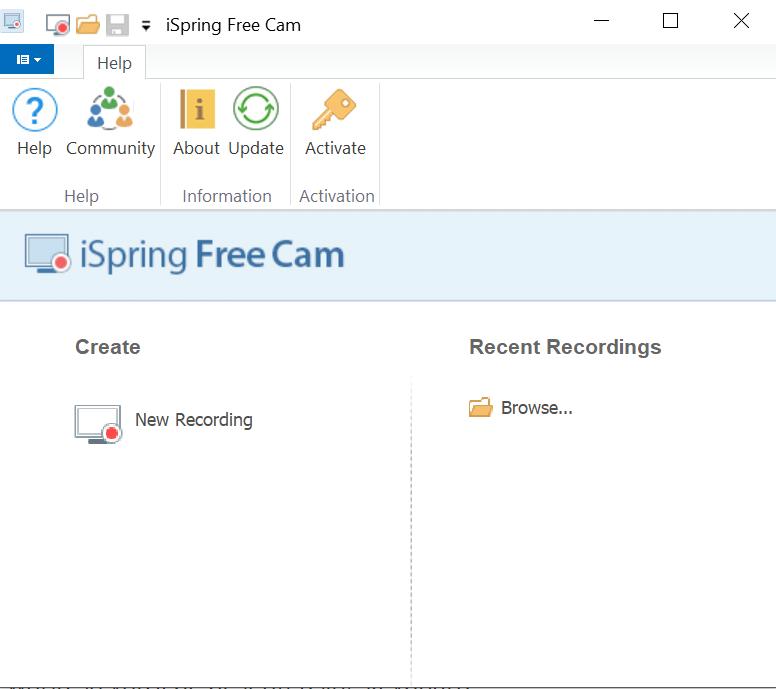 iSpring Free Cam