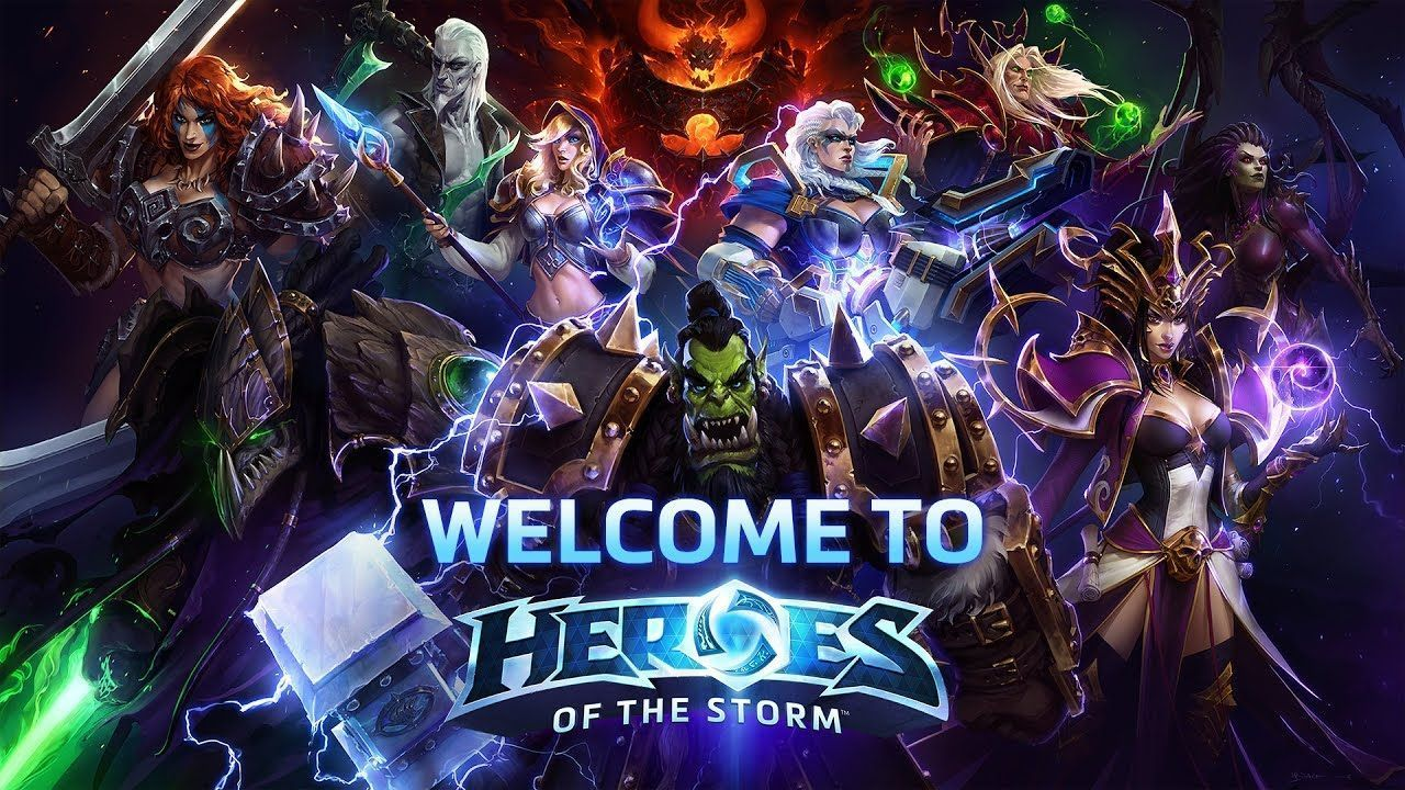 Photo of Heroes of the Storm